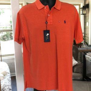 Nwts Polo Ralph Lauren Polo Shirt Large